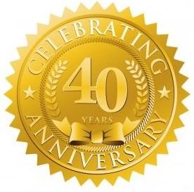 40 Year Anniversary
